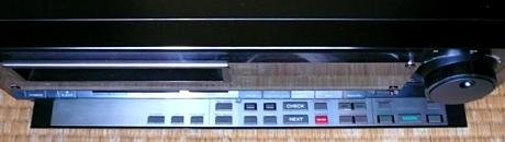 EDV-9000 操作部