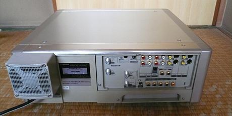 HR-20000 背面