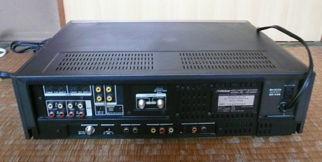 HR-S9800 背面