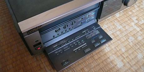HR-S9800 操作部