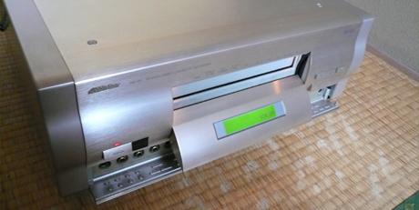 HR-W1 電動ローディングドア