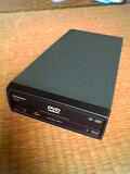 Panasonic の DVD-RAM ドライブ LF-D100J