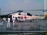 SH-60J ヘリコプタ
