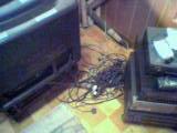 テレビの修理
