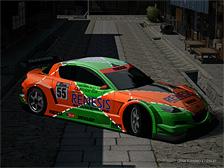 RX-8 コンセプト LM レースカー