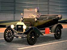 フォード モデルT ツアラー '15