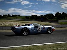 フォード GT LM レースカー '02