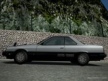 日産スカイライン HT2000 RS TURBO