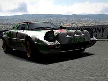 ランチアストラトスラリーカー '77