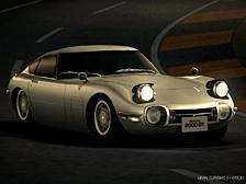 トヨタ 2000GT '67