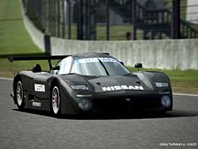 日産 R390 GT1レースカー '98