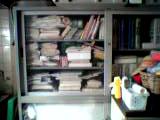仕事用の棚
