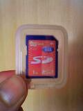 1GのSDカードもついでに