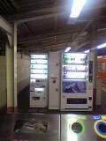 駅の自販機