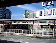 新宿駅バス乗り場