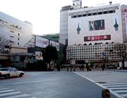渋谷駅早朝