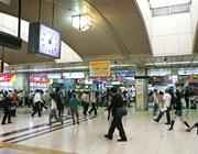 立川駅改札