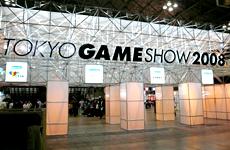 東京ゲームショー 2008